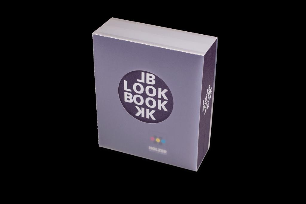 LED-UV - Lookbook in Schuber